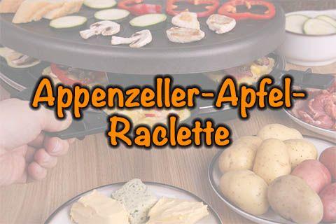 Appenzeller-Apfel-Raclette