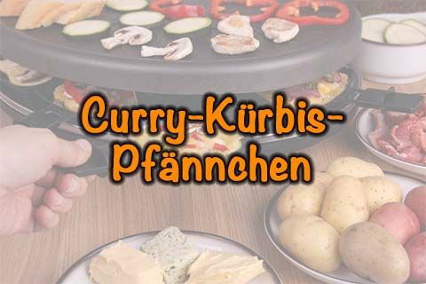 Curry-Kürbis-Pfännchen
